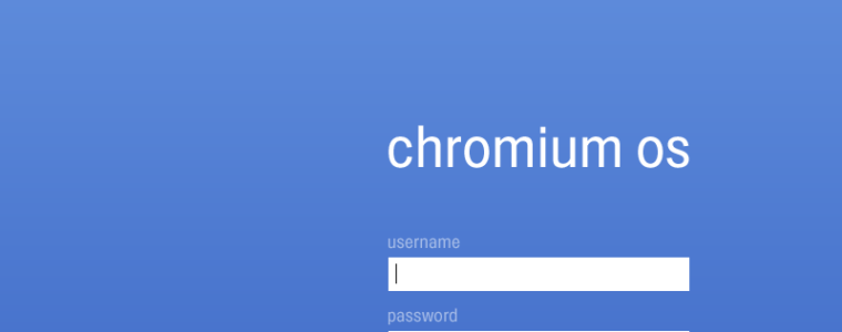 Download the Google Chrome OS Virtual Machine